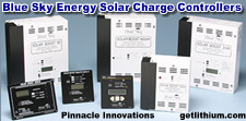 Click here to visit our Blue Sky Energy MPPT solar charge controllers main page