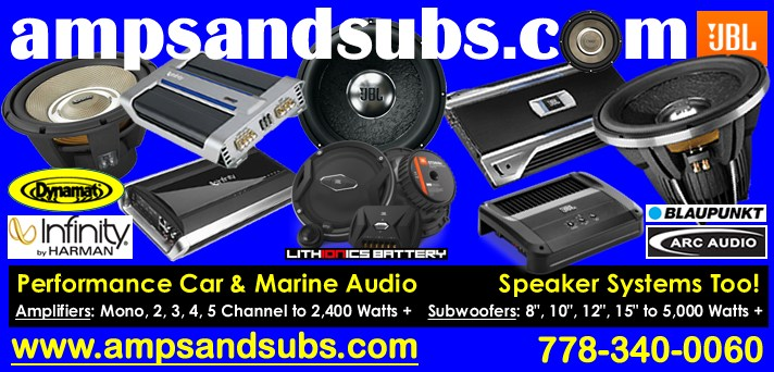 High power, professional audio components including power amps, subwoofers, speaker systems, digital sound processors, speaker cable, speaker enclosures and more by Arc Audio, JBL, Infinity, Bassworx, Blaupunkt, Dynamat and more...